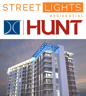 Good Streetlights Residential And Hunt Companies Break Ground On Apartment Tower  In Austin Images