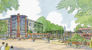 Hunt Companies Awarded Master Developer Agreement for Atlanta Mixed-Income Project